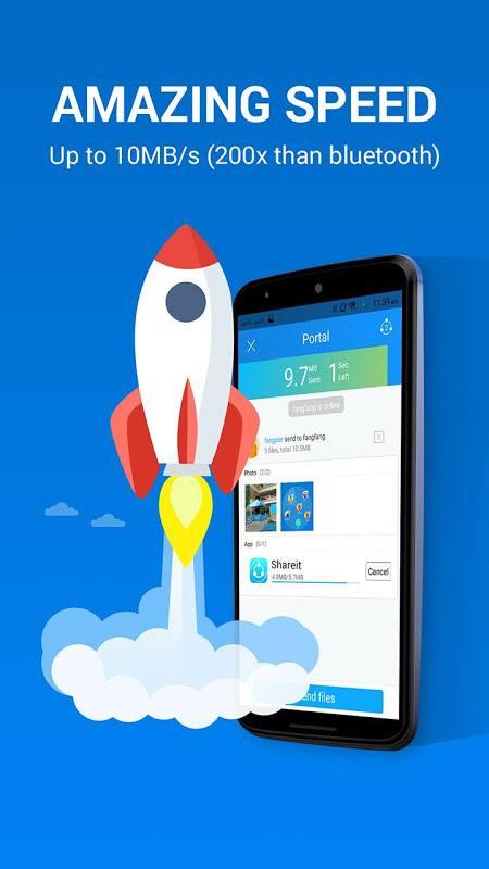 SHAREit 3.8.8_ww Screen 4