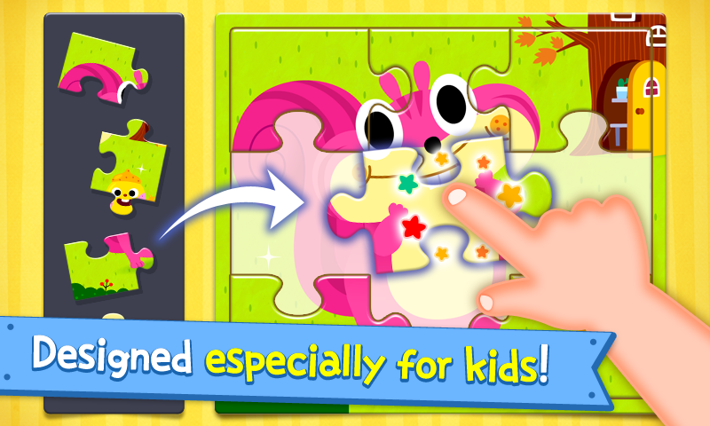 PINKFONG Kids Puzzle Fun 9 Screen 2