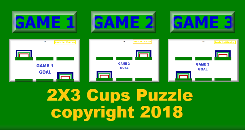 Android TwoX3 Cups Puzzle Screen 6