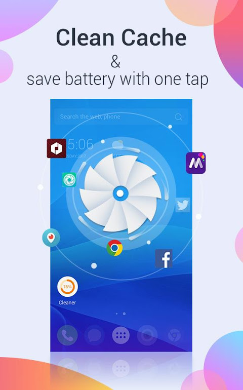 Android U Launcher Pro-NO ADS Screen 4