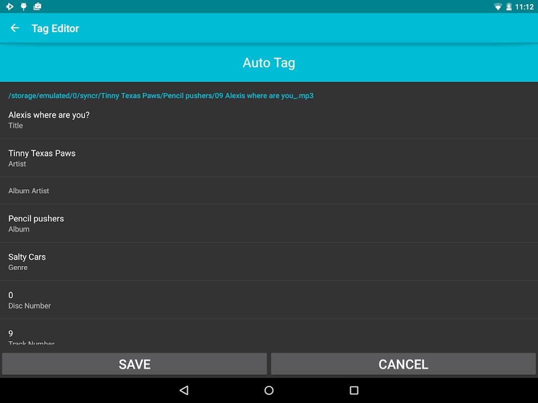 Rocket Player : Music Player 5.6.38 Screen 16