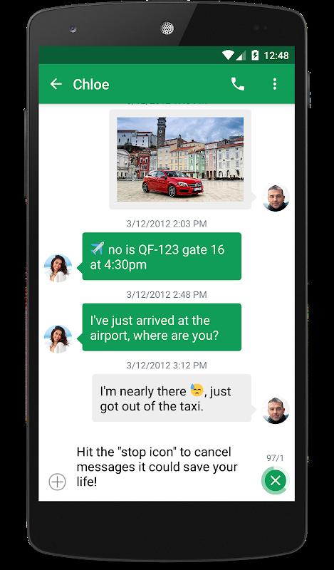 chomp SMS 8.10 Screen 5