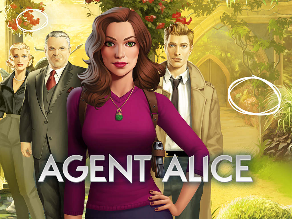 Android Agent Alice Screen 5