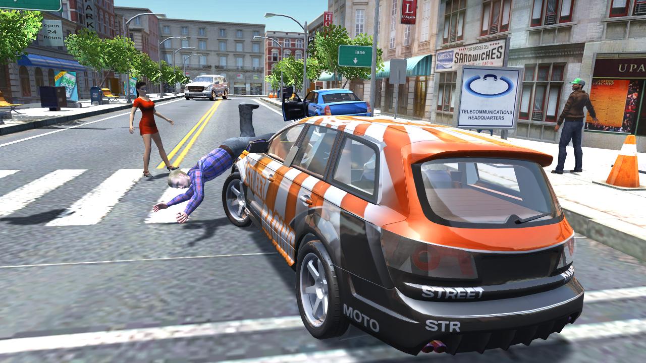 Urban Car Simulator 1.2.2 Screen 6