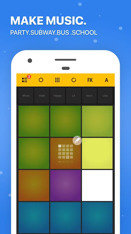 Drum Pads 24 - Music Maker 3.3.0 Screen 2