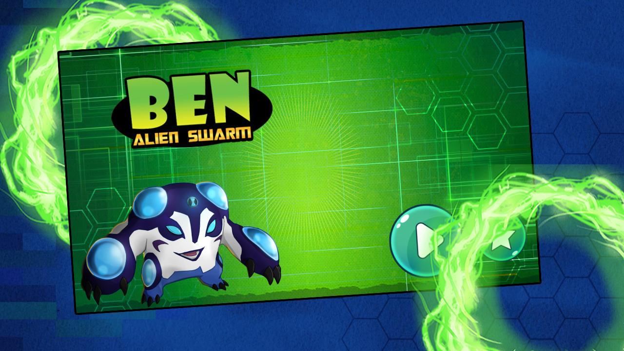 Ben Transfrom Alien Timer 1.0 Screen 2