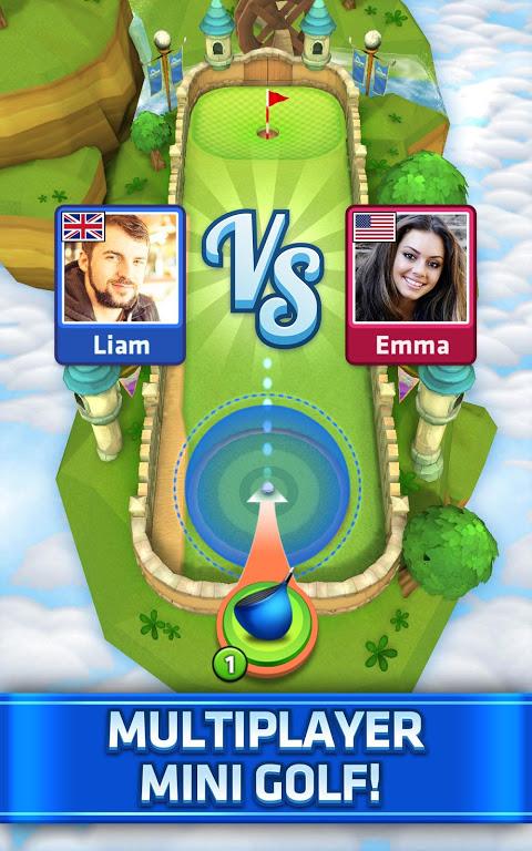 Mini Golf King - Multiplayer Game 3.16 Screen 4