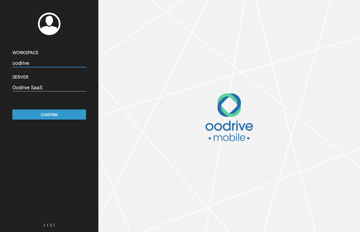 Oodrive Mobile 1.8 Screen 8