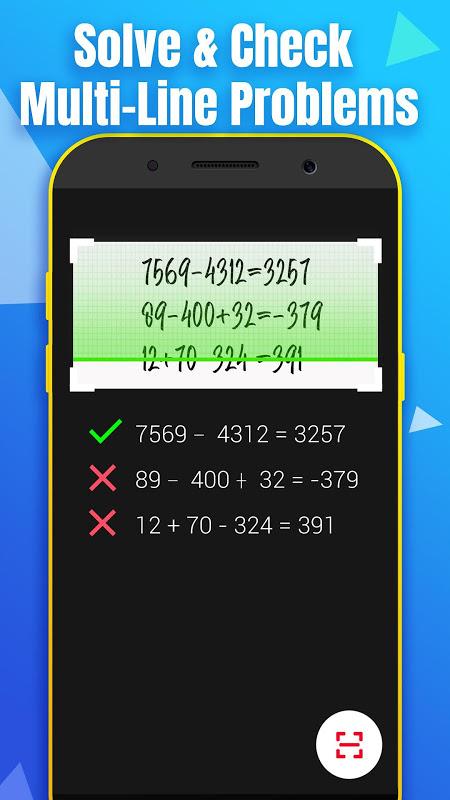 Super Calculator-Solve Math Problems by Camera APKs | Android APK
