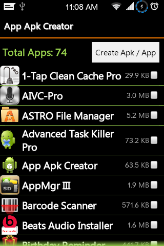 Apk Creator 3 0 APK Download by Neo Engineerss | Android APK