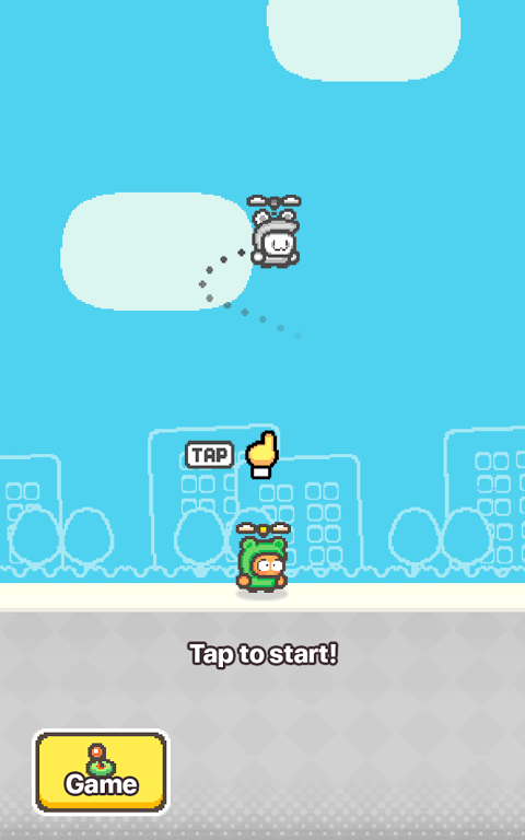 Android Swing Copters 2 Screen 2