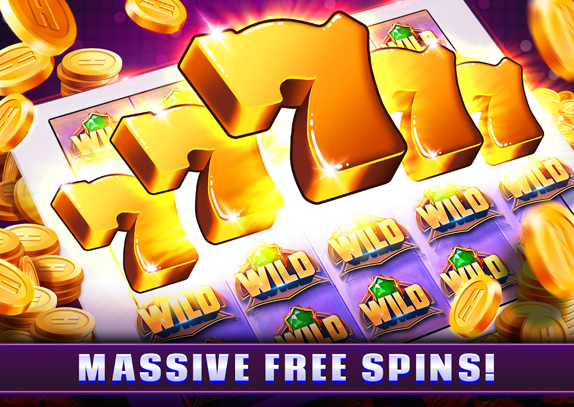 Android Huuuge Stars™ Slots Casino Games Screen 1