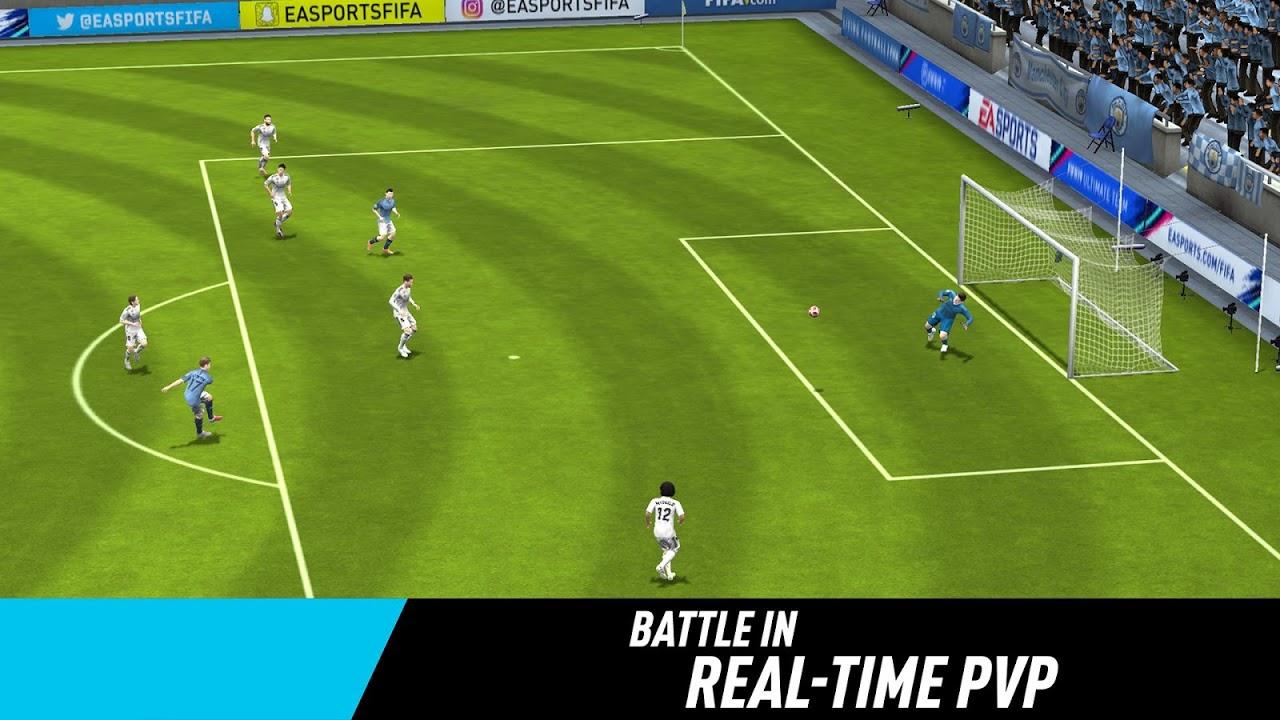FIFA Mobile Football 12.1.01 Screen 1