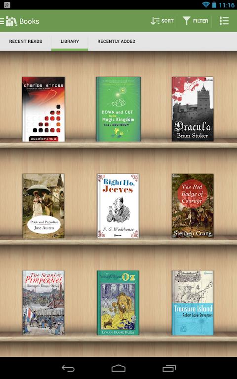 Aldiko Book Reader 3.1.3 Screen 12
