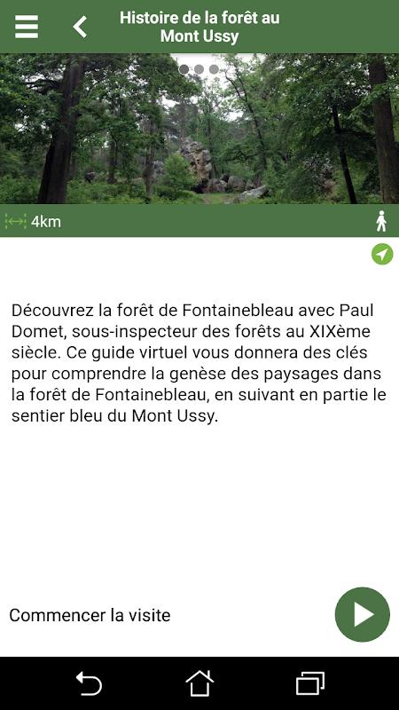 Android Balade Branchée Screen 3