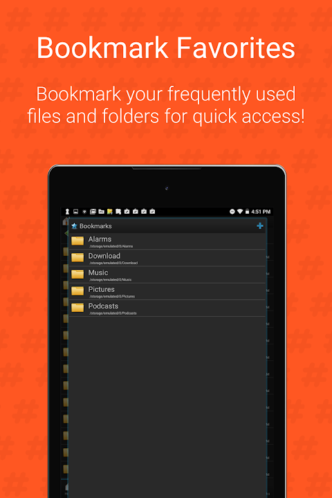 Android Root Browser (File Manager) Screen 8