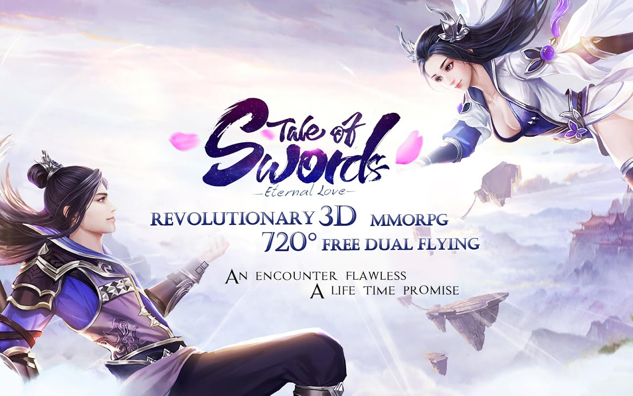 Android Tale of Swords: Eternal Love Screen 6