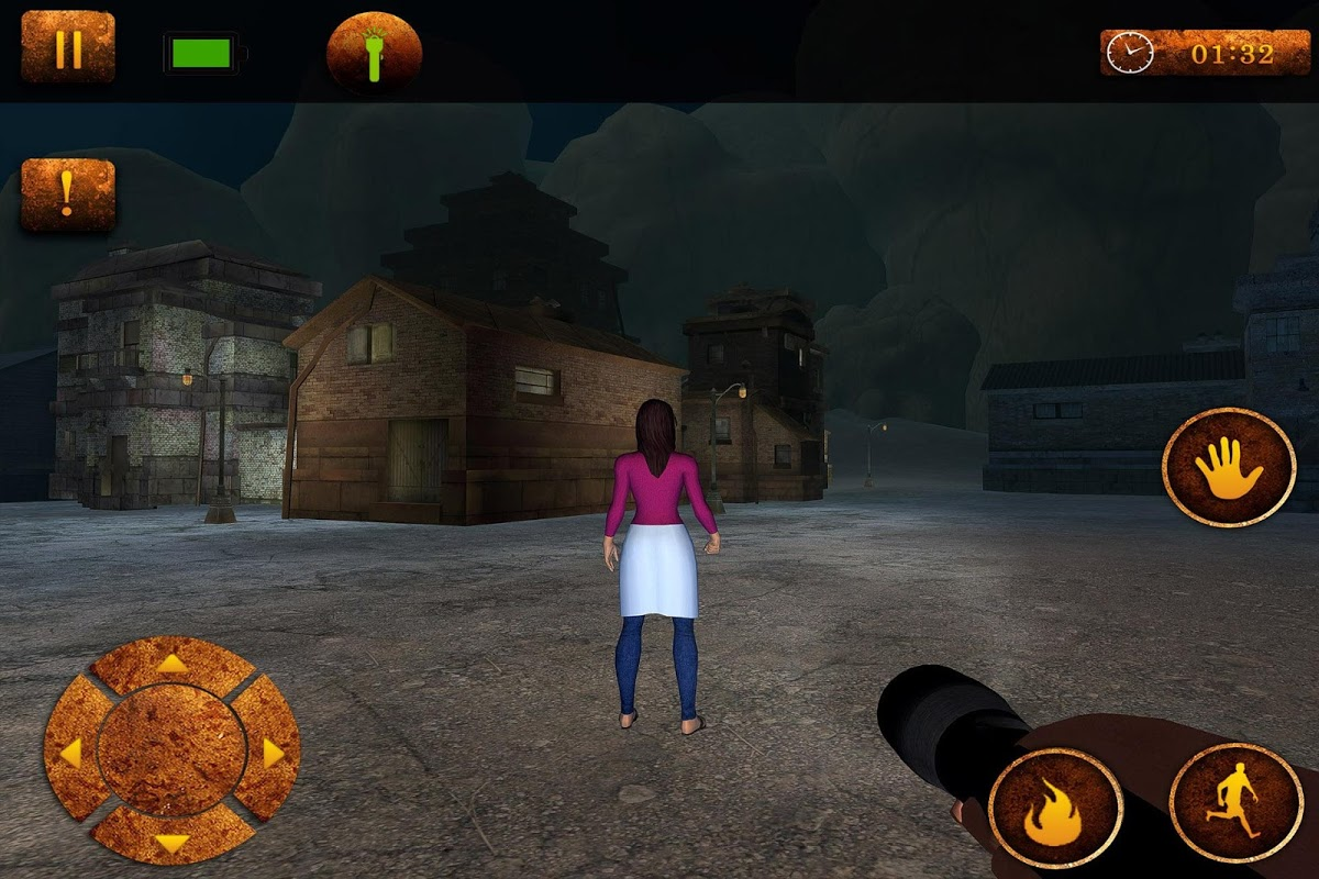 Evil Haunted Ghost – Scary Cellar Horror Game 1.1 Screen 2