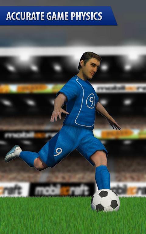 Flick Shoot (Soccer Football) 3.4.5 Screen 6