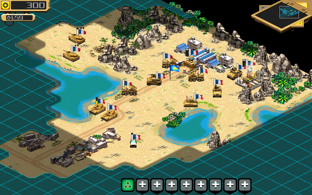 Desert Stormfront 1.0.1 Screen 3