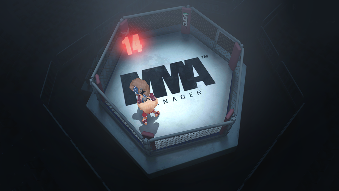MMA Manager 0.6.12 Screen 4