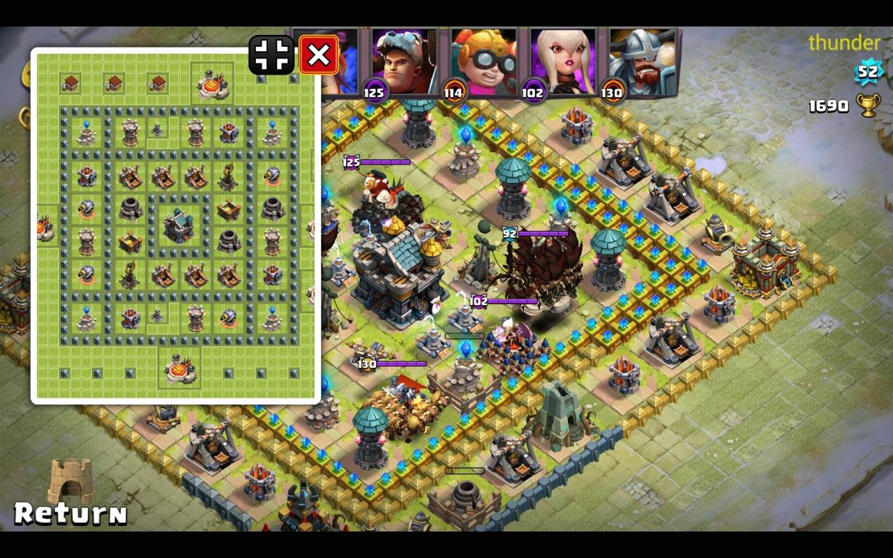 Android Clash of Lords 2 Builder Screen 9