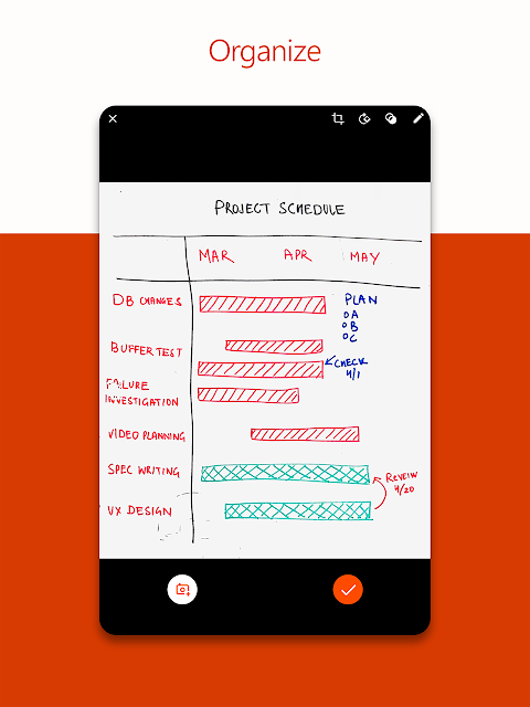 Android Microsoft Office Lens - PDF Scanner Screen 13