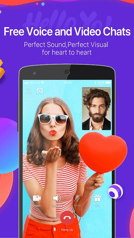Hello Yo – Free Voice Chat Rooms 1.11.0 Screen 1
