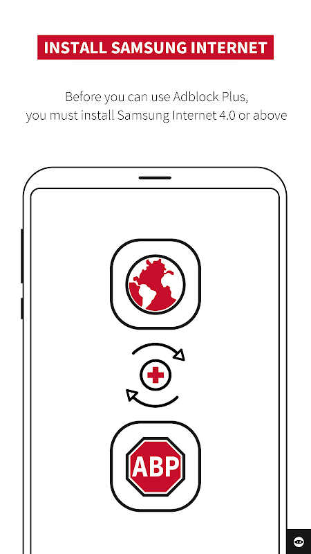 Adblock Plus for Samsung Internet - Browse safe. 1.1.6 Screen 7