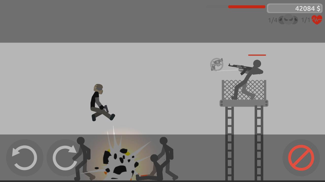 Stickman Backflip Killer 4 0.1 Screen 10