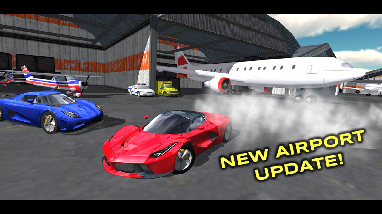 Extreme Car Driving Simulator 4.17.6 Screen 1