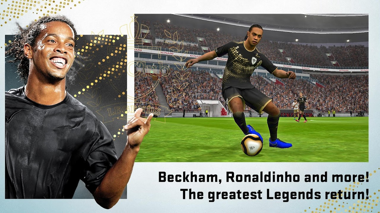 Android PES2017 -PRO EVOLUTION SOCCER- Screen 13