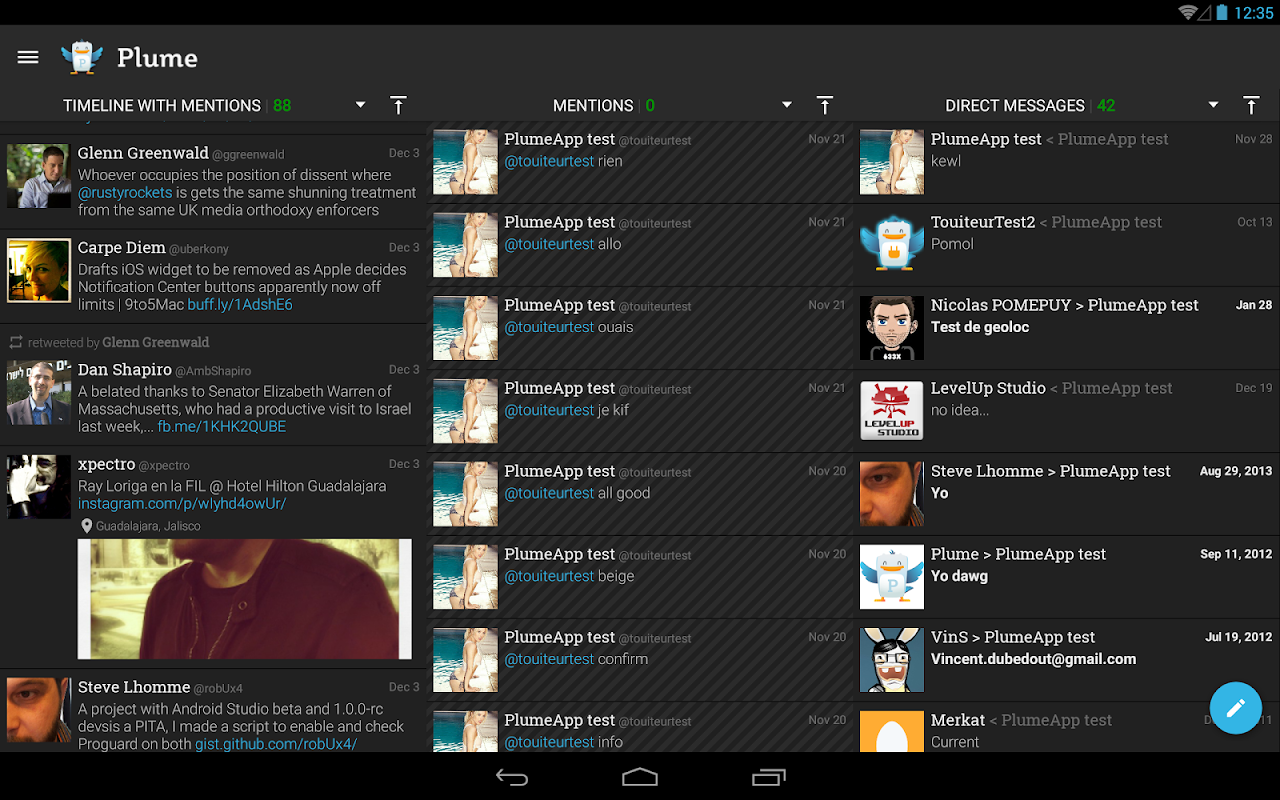 Plume for Twitter 6.29.0 Screen 8