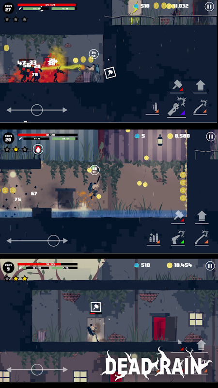 Dead Rain : New zombie virus 1.5 Screen 6