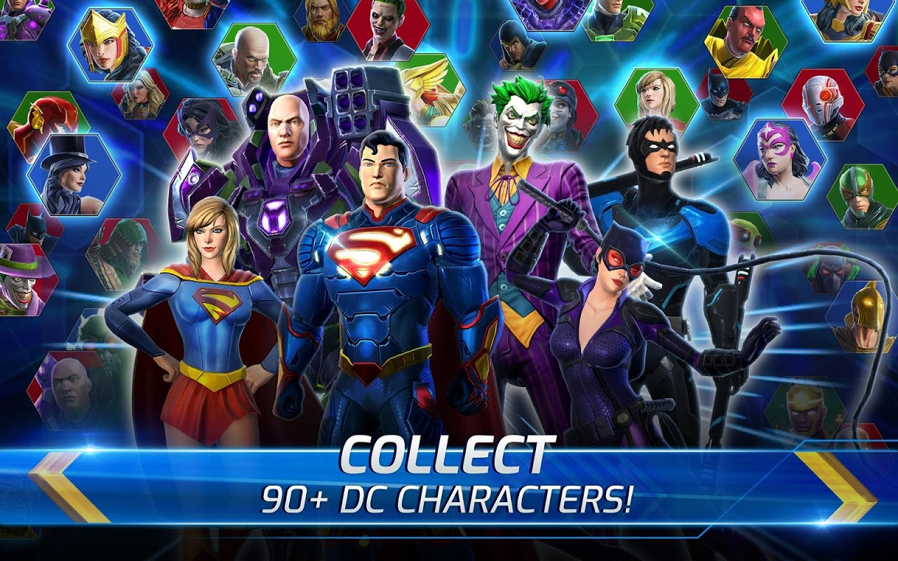 DC Legends: Battle for Justice 1.24.2 Screen 11