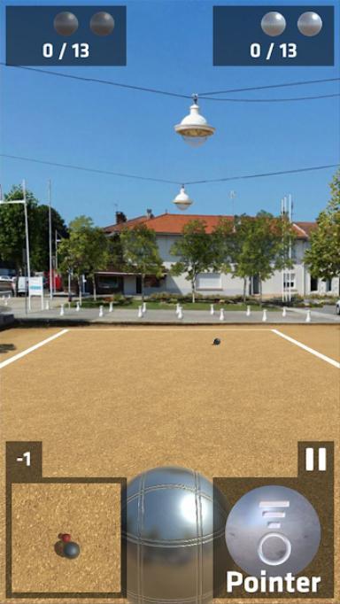 Android La pétanque Screen 3