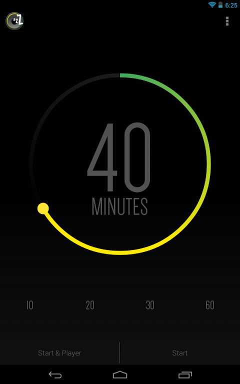 Sleep Timer (Turn music off) 2.0.3 Screen 5