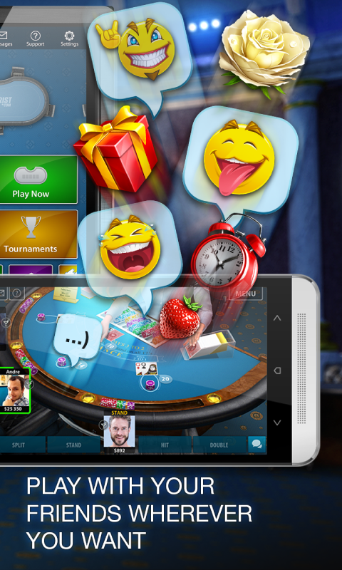Android Pokerist: Texas Holdem Poker Screen 8