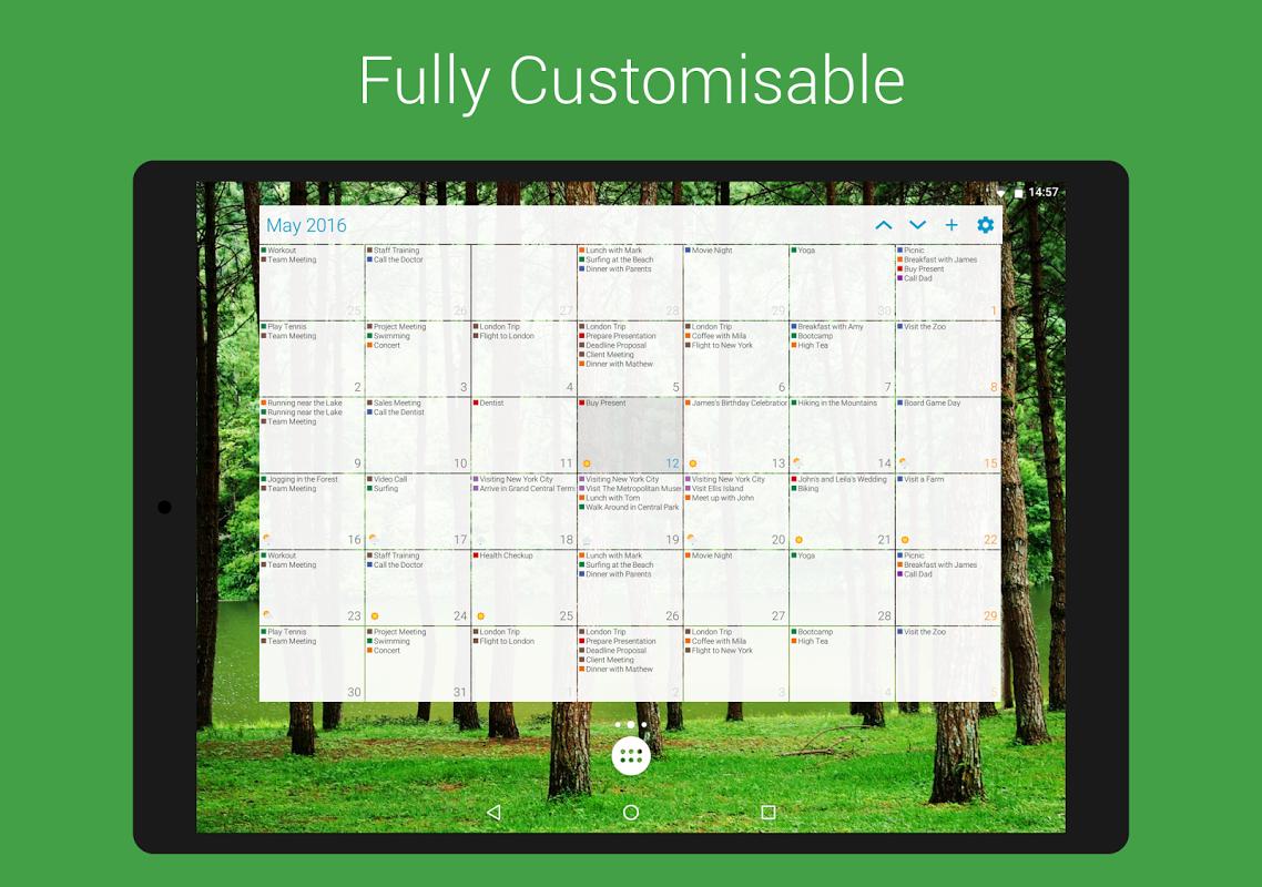 DigiCal  Key 1.7.1 Screen 15