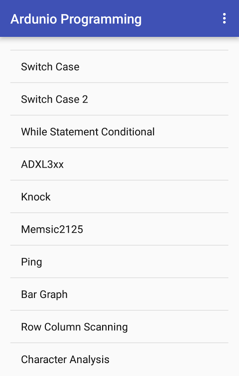 Arduino Programming 1.4 Screen 4