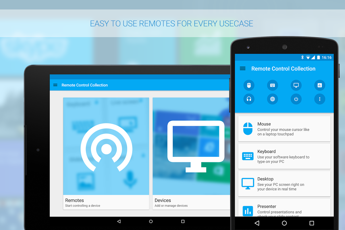 Android Remote Control Collection Screen 12