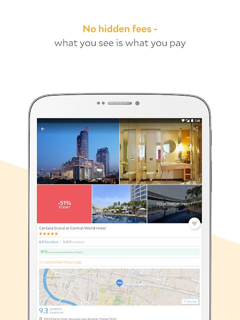 Agoda – Deals on Hotels & Homes 7.34.0 Screen 4