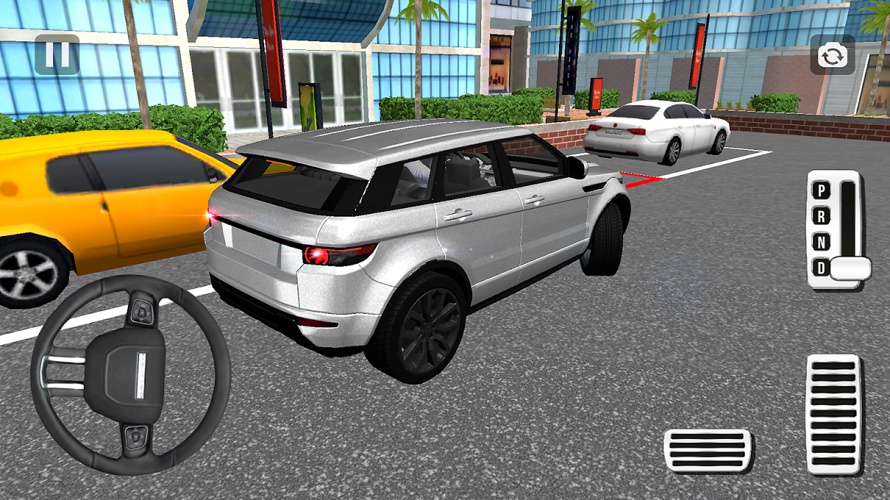 Android Master of Parking: SUV Screen 3