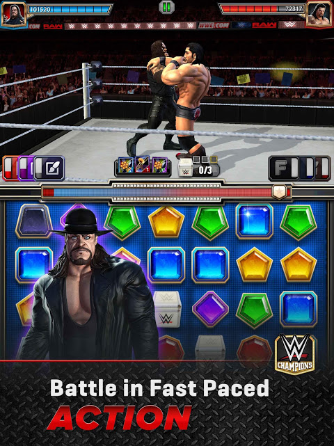 WWE Champions Free Puzzle RPG 0.306 Screen 1