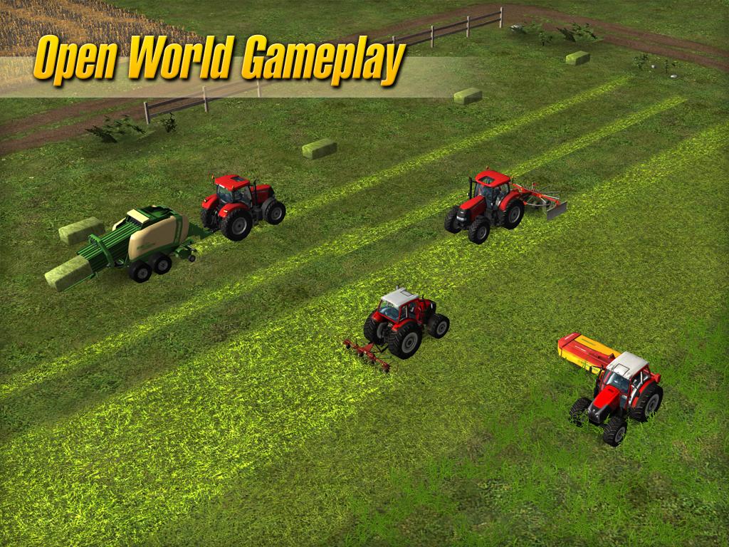 Farming Simulator 14 1.4.8 Screen 7