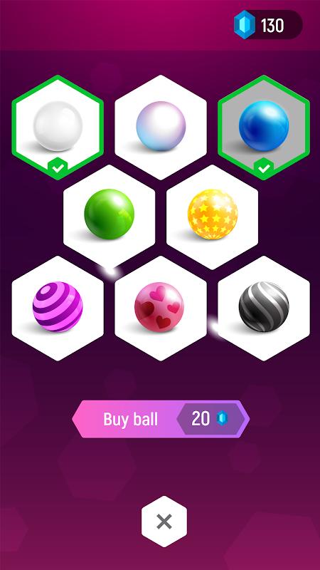 Tiles Hop: Forever Dancing Ball 2.7.1 Screen 6