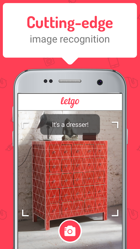 Android letgo: Buy & Sell Used Stuff Screen 2