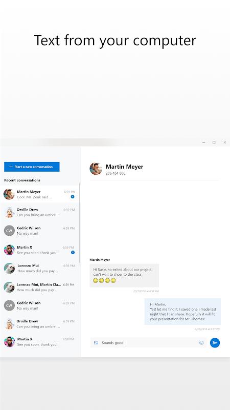 Microsoft Apps 3.3.1 Screen 2