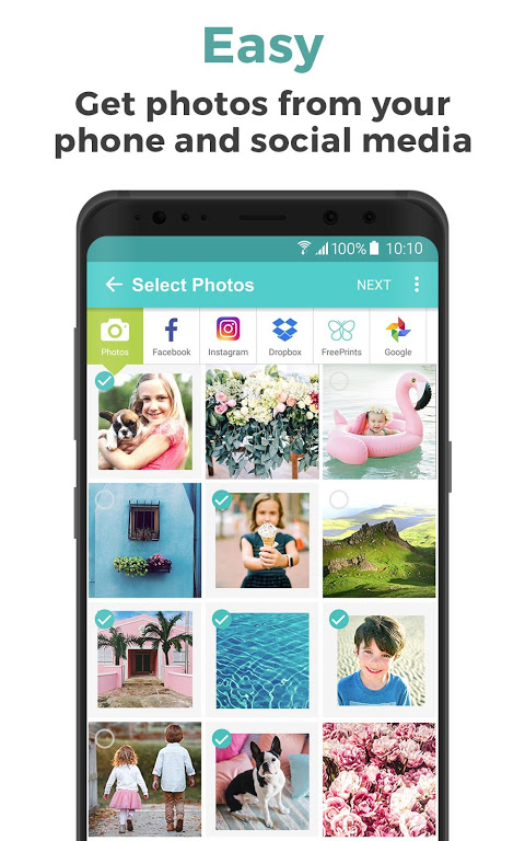Android FreePrints - Free Photos Delivered Screen 11