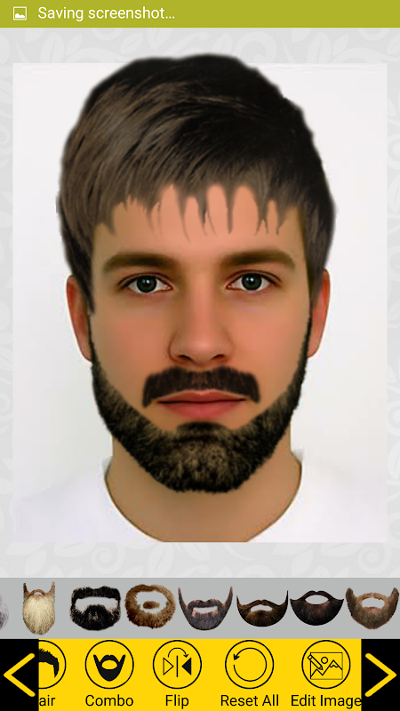 Add Hair Beard Mustache Styles 1.7 Screen 5